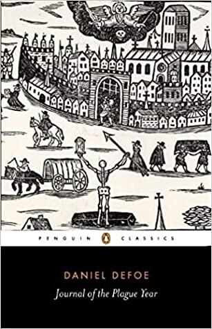"""PCIS Book Club - """"A Journal of the Plague Year"""" by Daniel DeFoe"""